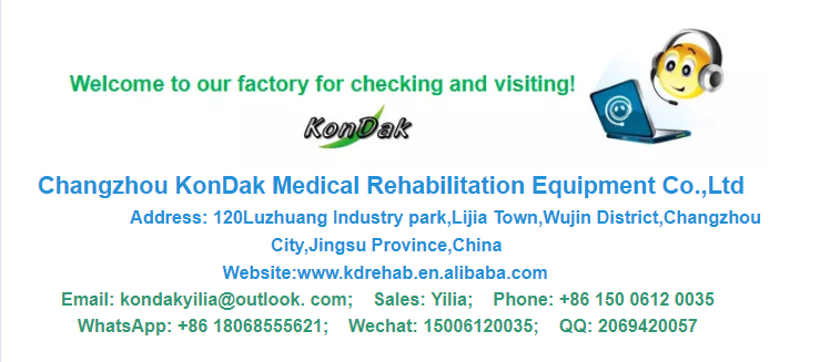 Orthopedic Lumbar Traction Bed Rehabilitation
