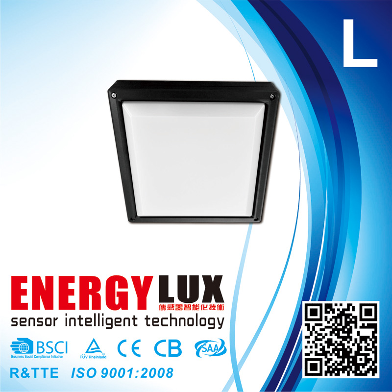 E-L34A Aluminium Die Casting Body E27 Outdoor Ceiling Light