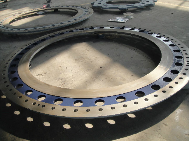 Customized Flange with Holes According to Drawings