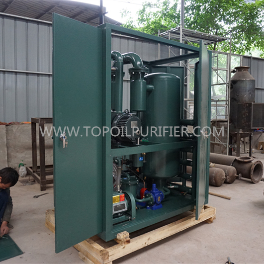 Onsite High Voltage Transformer Oil Filtration Machine