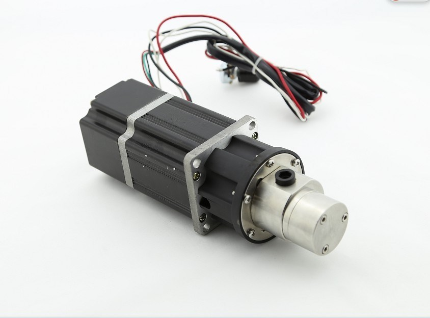 DC Brushless Motor Magnetic Driven Gear Pump Magnetic Pump