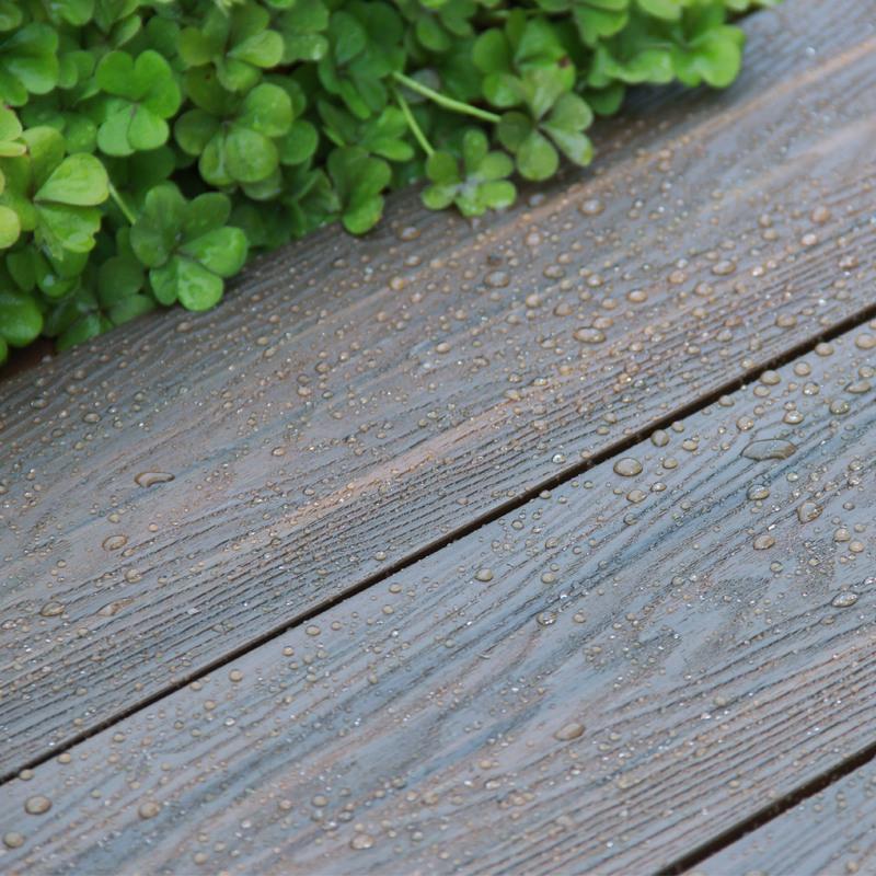 Co-Extrusion Wood Plastic Composite Decking