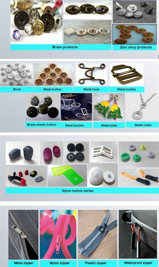 Custom Design Fashion Design Plating Metal Eyelets