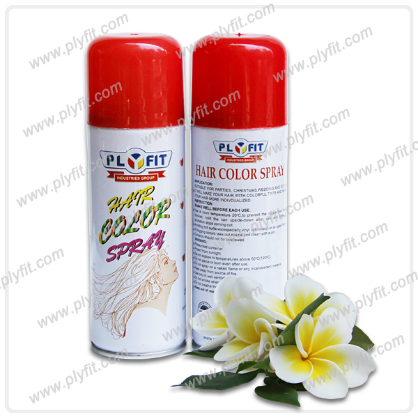 Healthy Party Color Glitter Hair Spray
