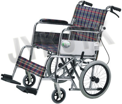 Steel Wheel Chair