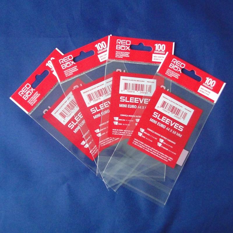 Printing OPP Header Self Adhesive Plastic Bag