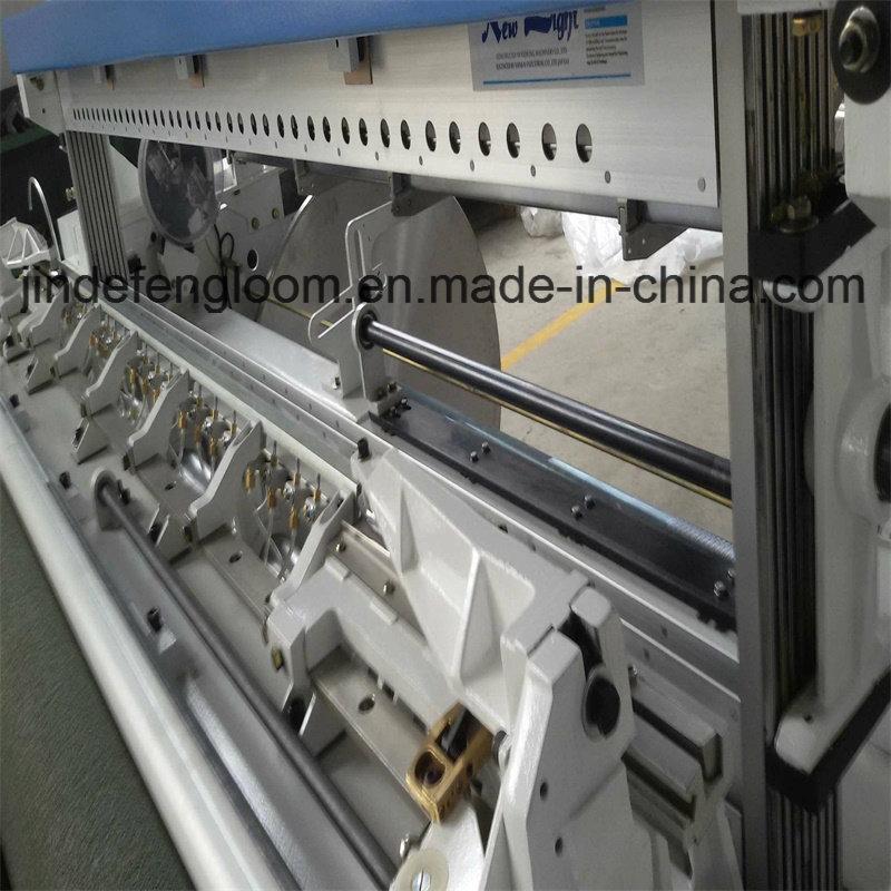 Dobby Weaving Loom Shuttleless Airjet Machine with Tuck-in Device