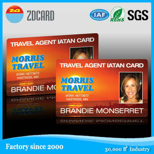 PVC Business Card/PVC ID Card Printing