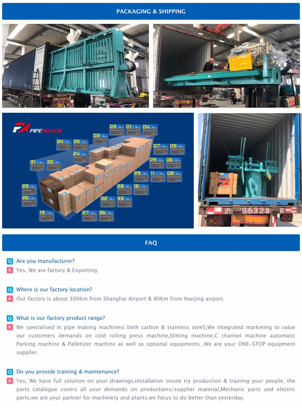 Fx-114 Economic and Efficient Struction Pipe Mill Straight Tube Welded Machine