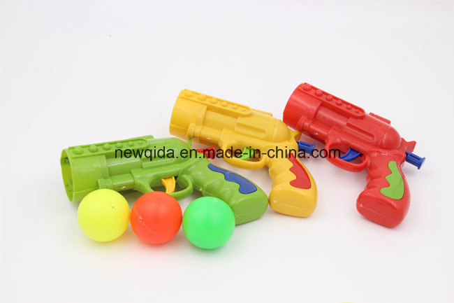 Promotional Gift Kids Toys Beach Water Airsoft Gun with Colorful Balls