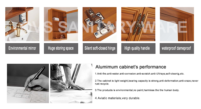 Chinese Suppliers New Design Aluminum Cabinet Factory