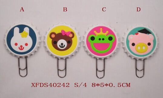 Silicone Fridge Magnet, Soft PVC Cartoon Magnet, Rubber Cartoon Magnet