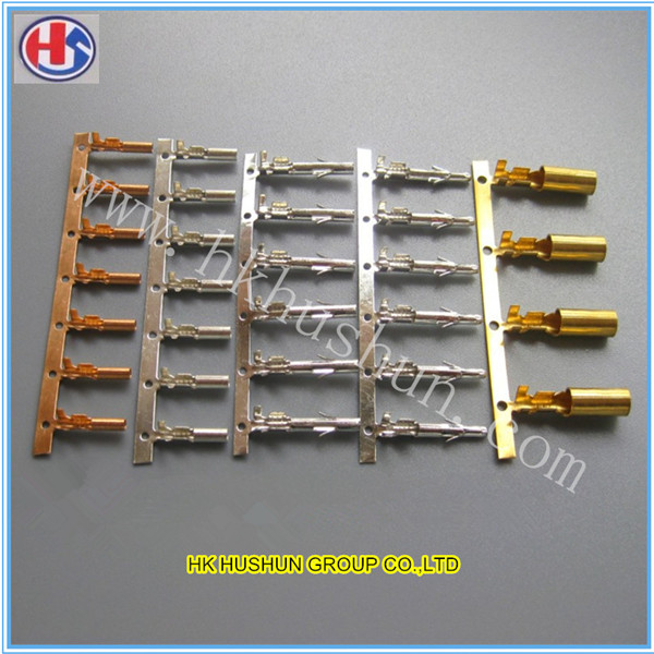 Custom Press Electric Wire End Terminal From China (HS-DZ-0050)