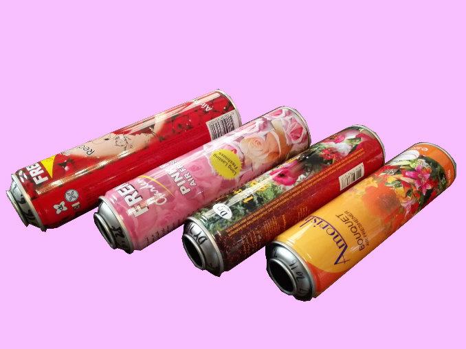 Aerosol Cans for Air Freshener Spray