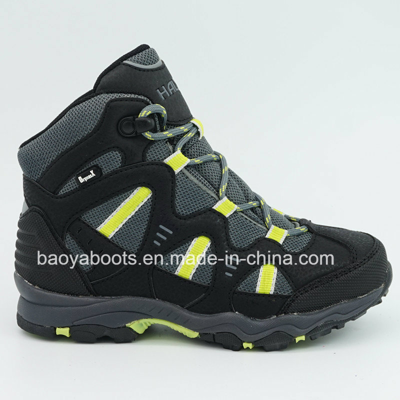 Children Outdoor Sports Hiking Waterproof Shoes