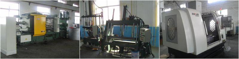 Metal Casting Technology Aluminum Flange for Reducer