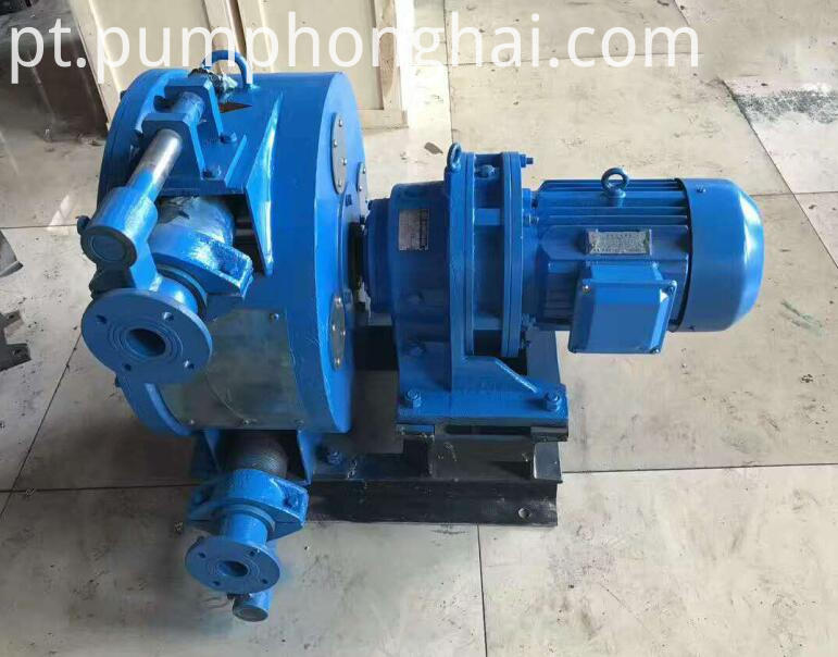 Industrial Hose Peristaltic Pumps
