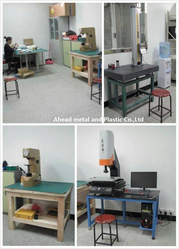 China Factory Aluminum CNC Machining Parts with Anodize Finish