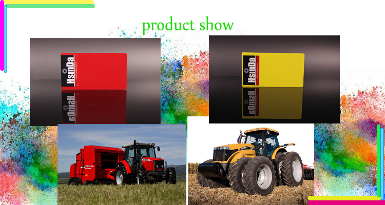 Highly Quality Electrostatic Powder Coating for Spray Agriculture Equipment Powder