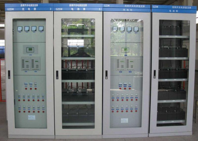 DC Power Distribution Board of Transformer Substation