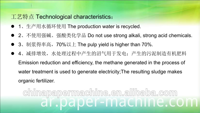 Straw Pulp Making Machinery
