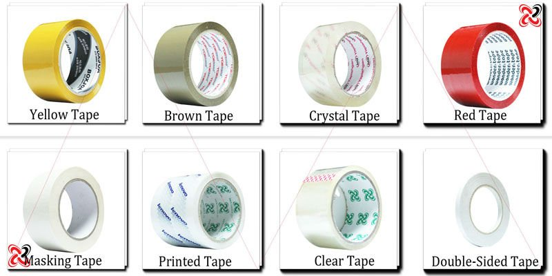 Mylar Package Tape