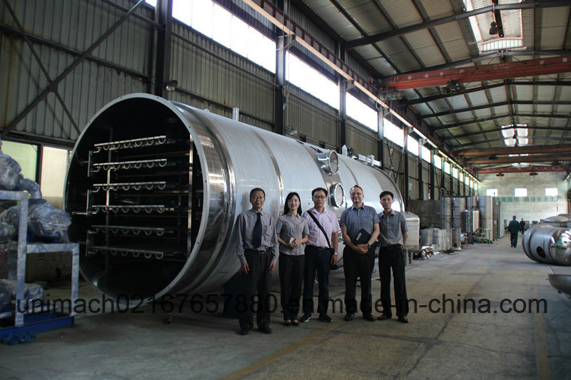 High Quality Vacuum Belt Dryer, Drying Machine