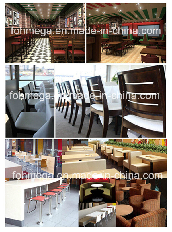 Modern 4 Person Restaurant Dining Furniture (FOH-BCA02)