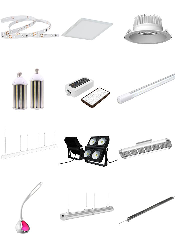 Outdoor LED Floodlight with PIR, Waterproof 10W 20W 30W 50W 80W 100W LED Sensor Light