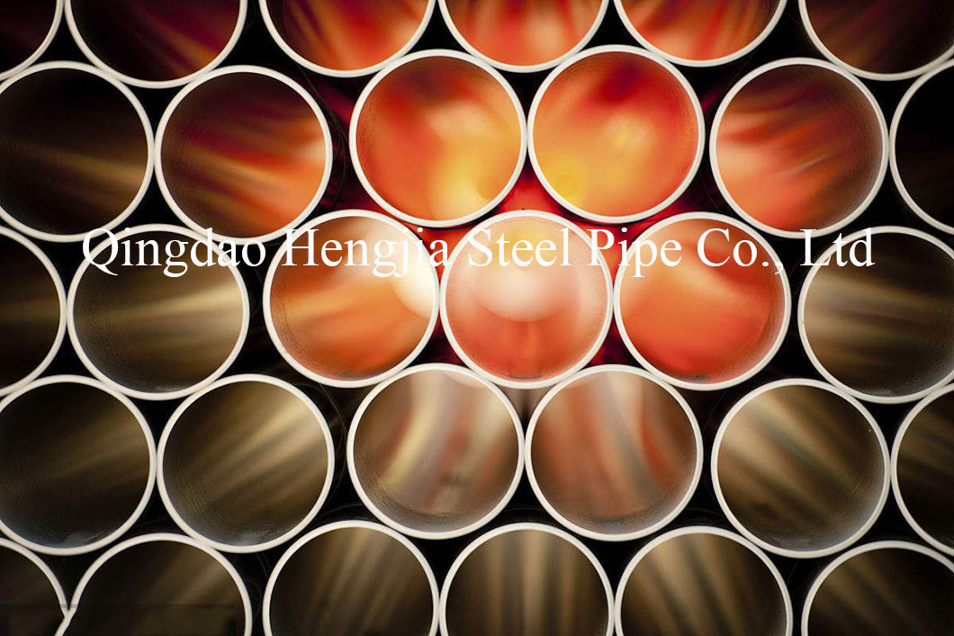 Psl-2 SSAW Steel Pipe X65 Sawh Coated Steel Pipe