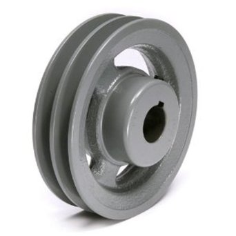 China Manufacturers Custom Nodular Cast Iron Pulley Wheels