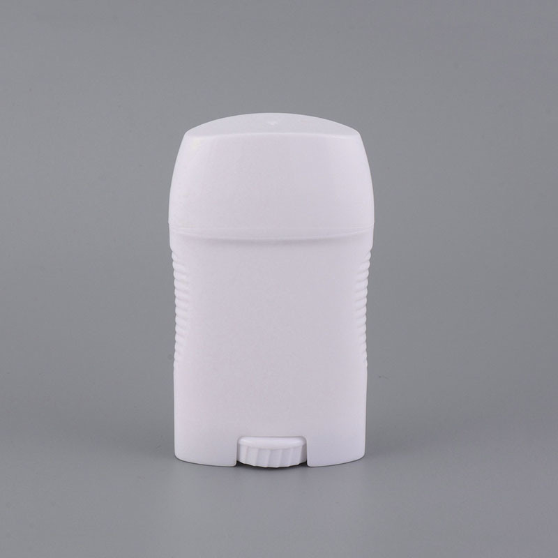 Plastic Stick Deodorant Container for Man 50g (NDOB03)