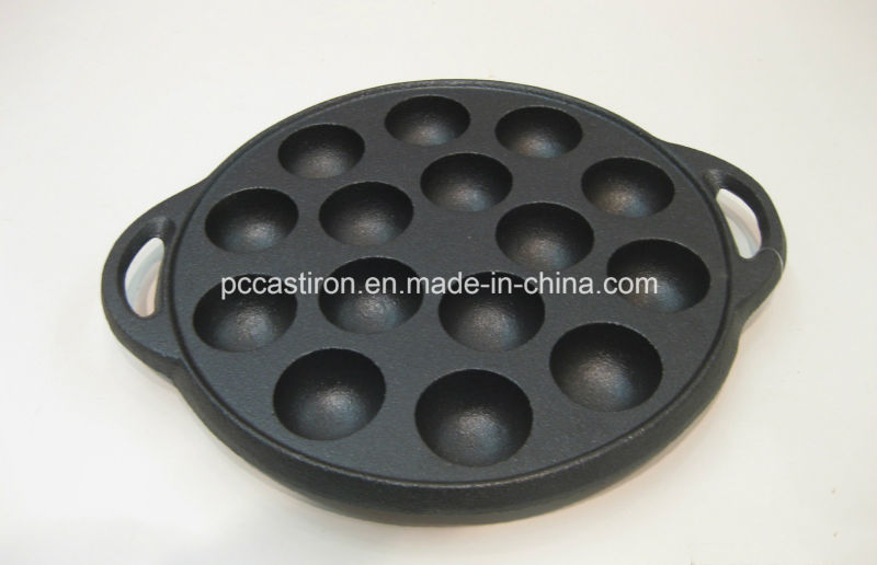 Cast Iron Bakeware Plate Size