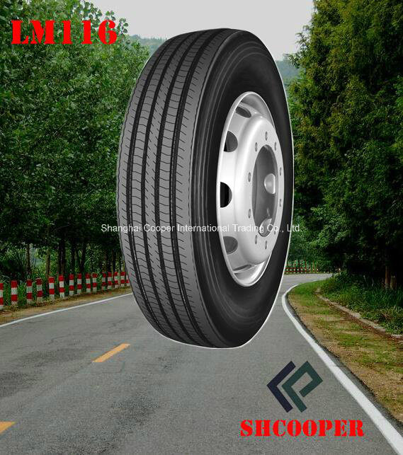 High Quality Radial Truck Tire (LM116)