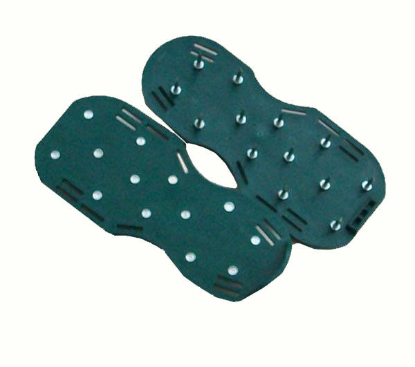 Anti - Slip Adjustable Straps Safety Spiked Shoes