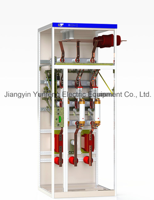 Indoor Metal-Clad Extraction Type Switchgear-Kyn28A-24
