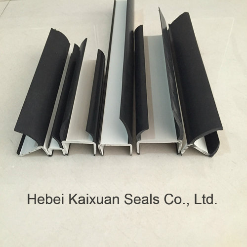Customization Composite Refrigerated Truck Container Door Seal Strip/Door PVC Profile