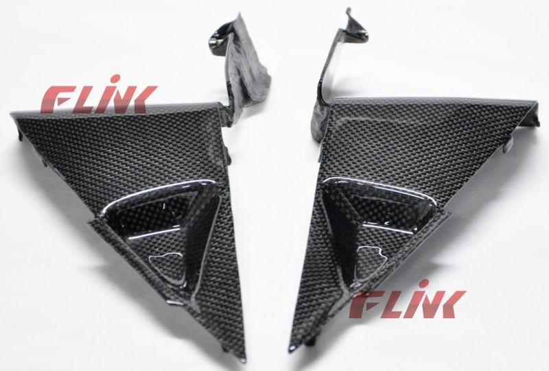 Motorcycle Carbon Fiber Parts Side Panel for Honda Cbr600rr 07-09
