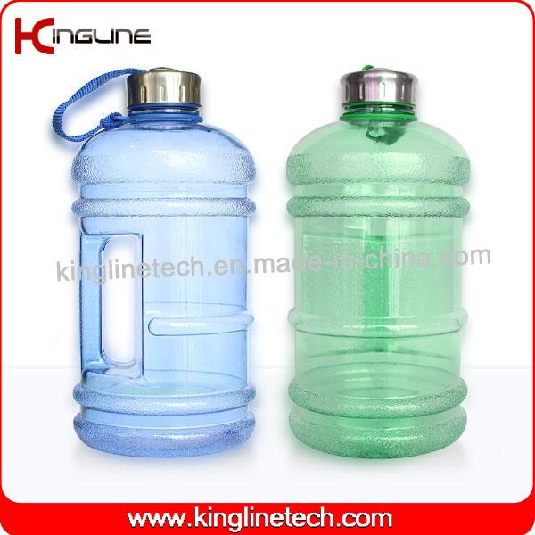 BPA Free 2.2L water bottle, 2.2L water jug, sports bottle, protein shaker bottle, fitness shaker bottle, gym shaker, sports water bottle blender bottle(KL-8004)