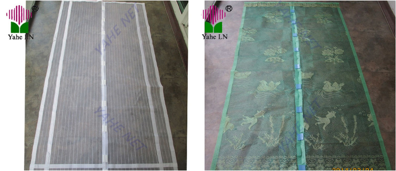 New Fashion Style Good Quality Magic Magnetic Insect Door Screen