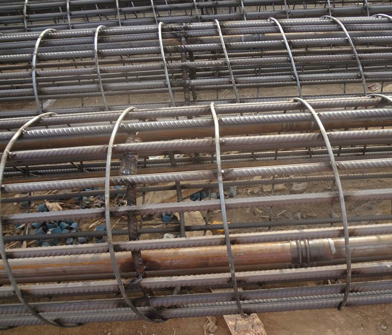 Thick Wall ERW Sonic Logging Steel Pipe Galvanized Steel Pipe Seamless