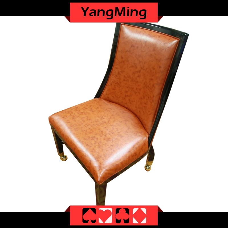 Retro European Solid Wood Chair (YM-DK15)