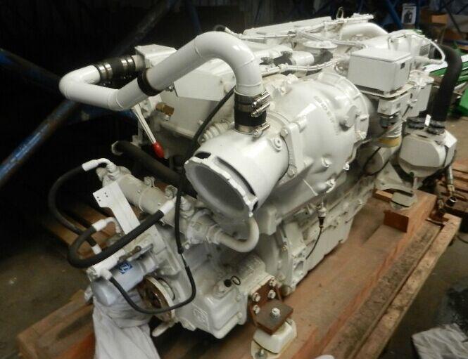 Bearing of Zf7550 Transmisson (for mtu 396)