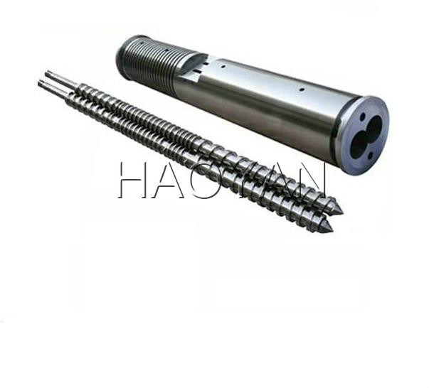75mm Single Screw Barrel for PVC Pipe Making