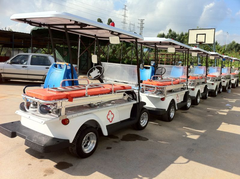 Electric Ambulance Golf Cart From China