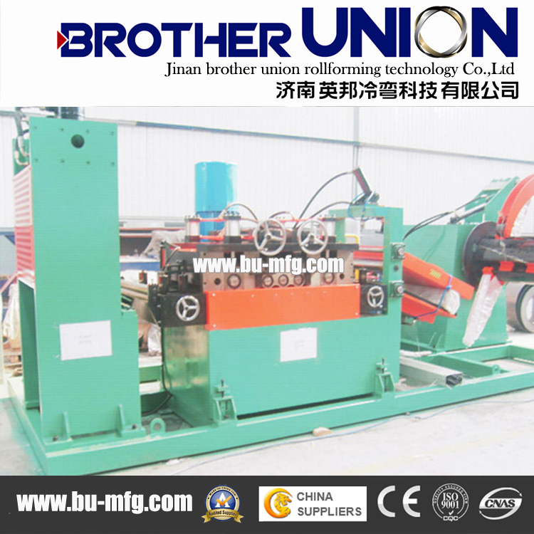 China Steel Coil Cut to Length Machine Line for Thin Sheet Plate