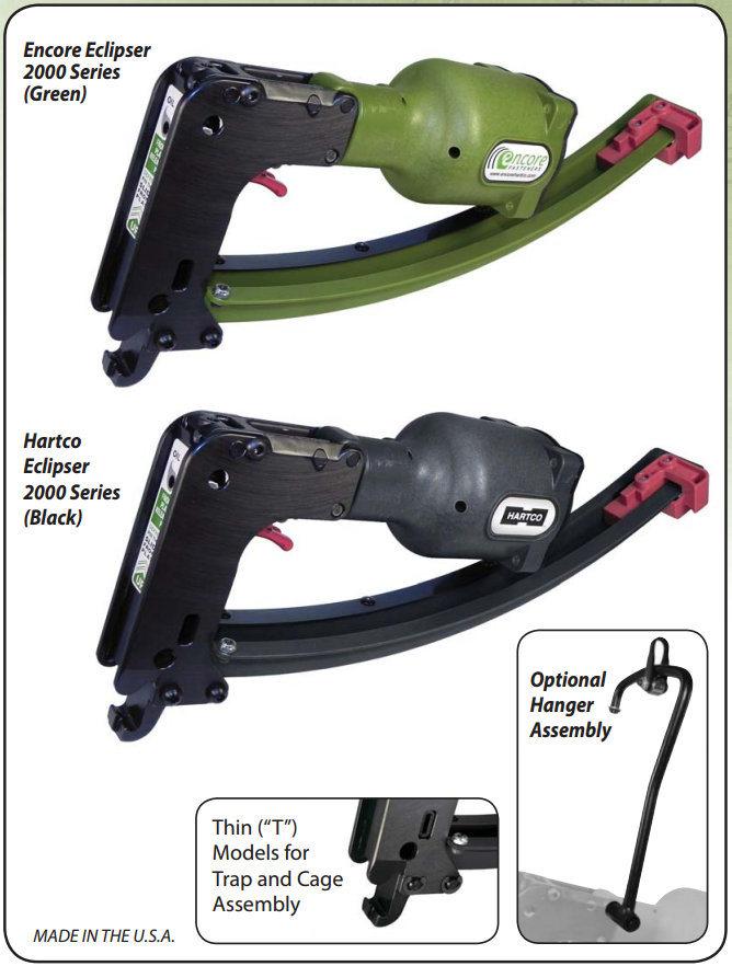 2000-1020s Clinching Tool
