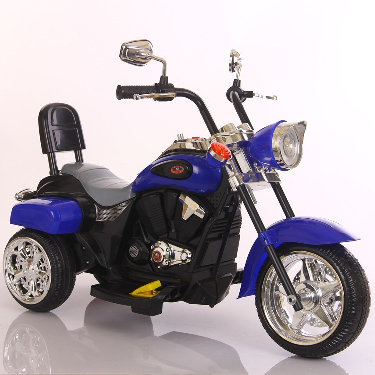 Rechargeable Kids Motorcycle