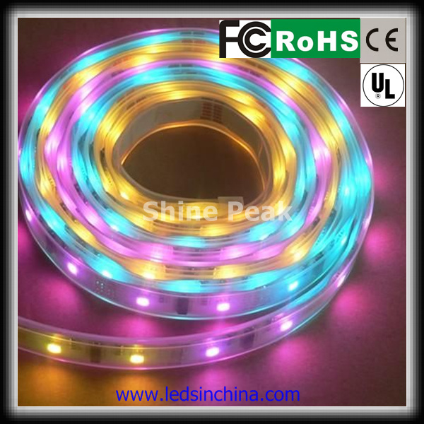 5050 SMD RGB LED Strip Ws2801