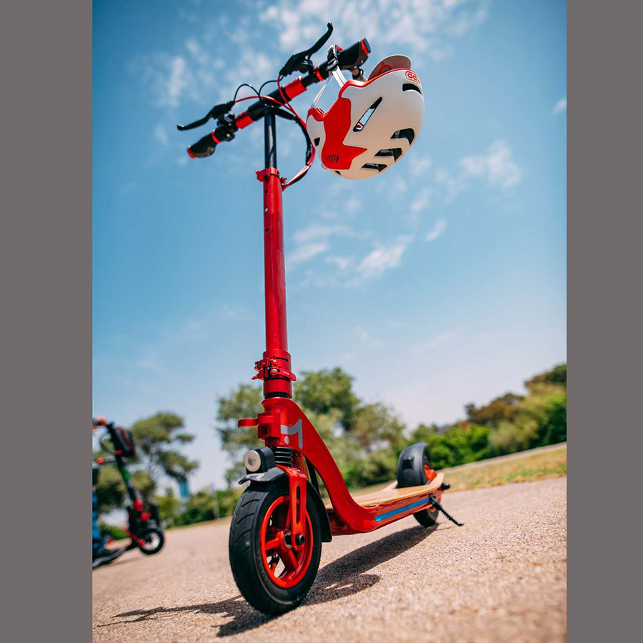 5 inch scooter